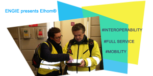 CES 2019: ELHOM® Solution on the ENGIE & Partners booth