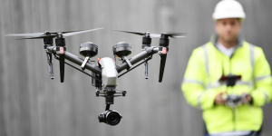 The ENGIE Drones & Robots Lab at CES 2019