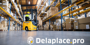 Delaplace.pro: collaborative, efficient and eco-responsible logistics