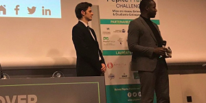 ElectrikWalk receives the PEPITE Challenge Award from ENGIE
