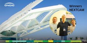 Nextcam, winner of the ENGIE Brazil Innovation Award