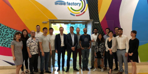 ENGIE Fab & ENGIE Factory au Cleantech Forum Asia
