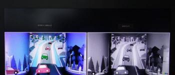 Sharp présente une caméra de nuit qui filme en couleur