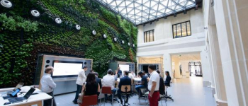 """""""Village by CA"""", Crédit Agricole's first startup incubator"""