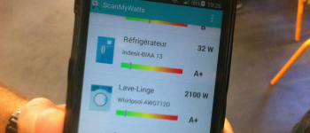 Hackathon : une appli pour scanner son habitat et piloter sa conso d'électricité