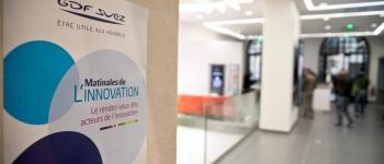 Matinales de l'Innovation : GDF Suez investit dans le digital