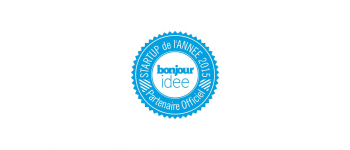 """GDF SUEZ is a partner in the """"Startup of the Year 2015"""" contest organized by bonjouridee.com"""