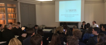 GDF SUEZ invests in Sigfox, a specialist in the Internet of Things