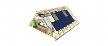 Aerovoltaic, innovation in solar energy world