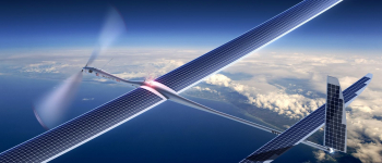Google's Titan drones will make their first flight in a few months