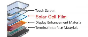 Rechargez votre smartphone grace à l'énergie solaire