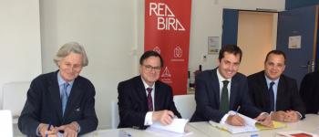GDF SUEZ acquires a stake in Redbird