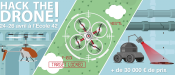 OpenInnov by GDF SUEZ launches the world's first Drone Hackathon!