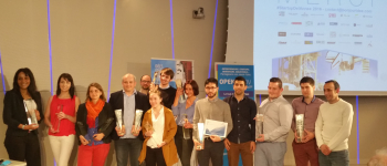 Bonjour Idée's Startup of the Year 2015 Awards Ceremony at GDF SUEZ