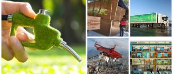 Seen on the web: biogas, drones, hydrogen, etc.