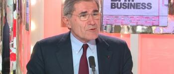 Gérard Mestrallet parle des drones sur BFM Business TV