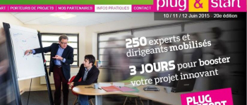 ENGIE partners with the Journées Plug&Start from June 10th-15th 2015