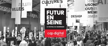 Foison d'innovations made by ENGIE à Futur en Seine 2015