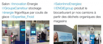 ​Salon Carrefour «  Innovations et Energies »