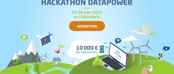 DataPower, ENGIE's hackathon to invent the services of the future using its data