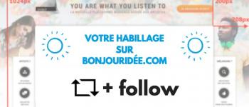 Concours Twitter Bonjour Idée