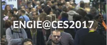 Meet ENGIE @ CES 2017