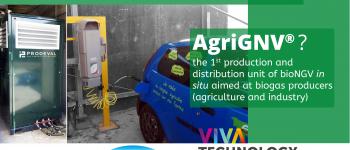 Prodeval, l'AgriGNV au service de la transition énergétique