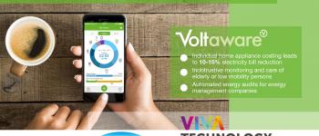 Voltaware : Mesurer la consommation d'énergie pour la faire baisser
