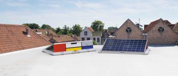 CES 2018 - Supersola: Des panneaux solaires très faciles à installer