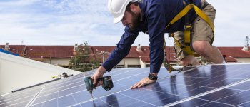 Solarimo, a start-up created by ENGIE employees, builds its first photovoltaic installation