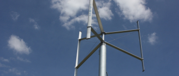 After the CES, Fairwind presents its vertical axis wind turbine at Viva Technology
