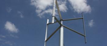 Après le CES, Fairwind présente son éolienne à axe vertical à Viva Technology