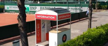 Armor: solar energy for spectators at Roland Garros