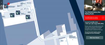 Living Map: Combler le fossé informationnel entre les lieux et les personnes