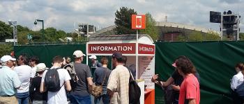 Solar energy at Roland-Garros via Armor and ENGIE