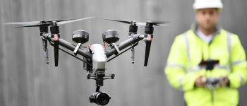 Le Drones & Robots Lab d'ENGIE au CES 2019