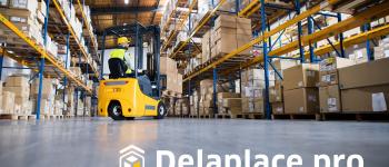 Delaplace.pro: collaborative, efficient and eco-responsible logistics