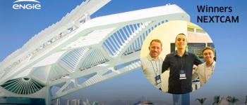 Nextcam, lauréat du Grand Prix de l'Innovation ENGIE Brésil
