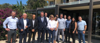 Launch of a call for applications by Inizià and ENGIE in Corsica