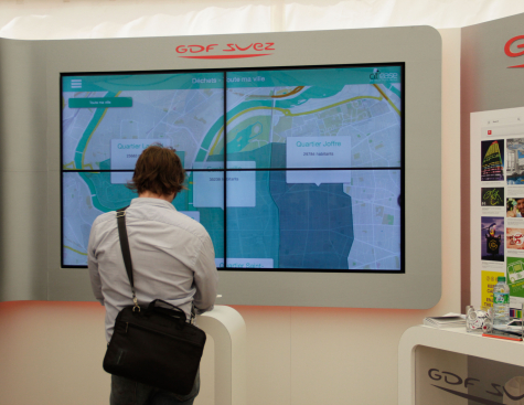 Real-time city management with Cit'Ease™