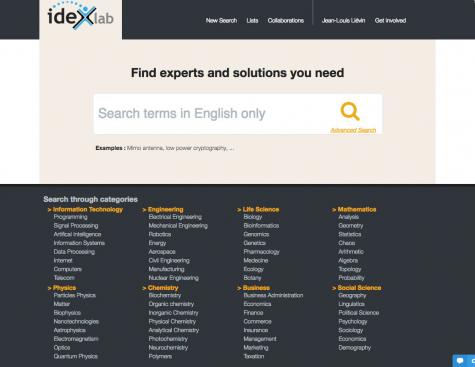 IdeXlab - Open innovation platform