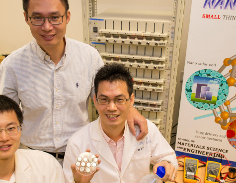 A battery that can recharge super fast (2 minutes) and for a long time (20 years)