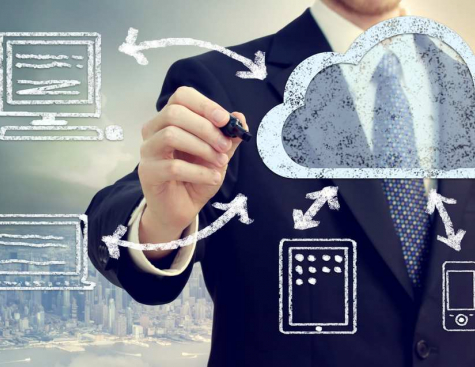 Cloud computing: when companies connect to the cloud