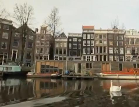 Amsterdam, sustainable city