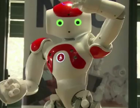 Robots with a day-to-day purpose