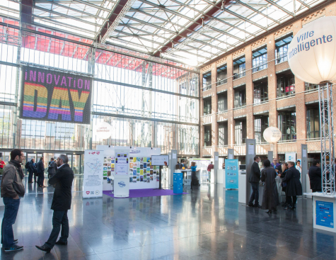 GDF SUEZ Innovation Day gives startups a boost!