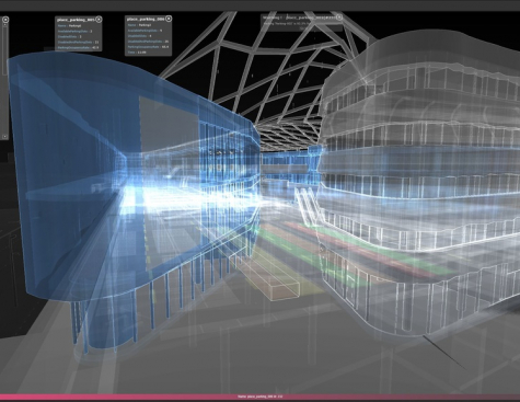 Stereograph: virtual reality serving infrastructures