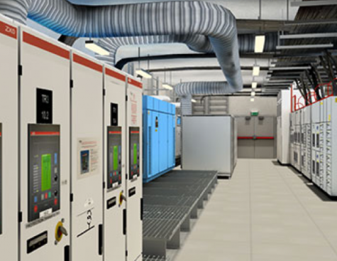 DC Virtual One, the first serious game for Data Center technicians