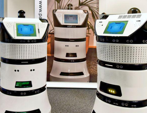 GDF SUEZ is releasing robots into museums and offices
