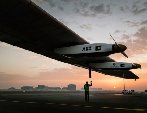 ​First step and first record for Solar Impulse!